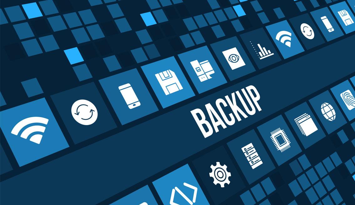 almacenamiento para backup