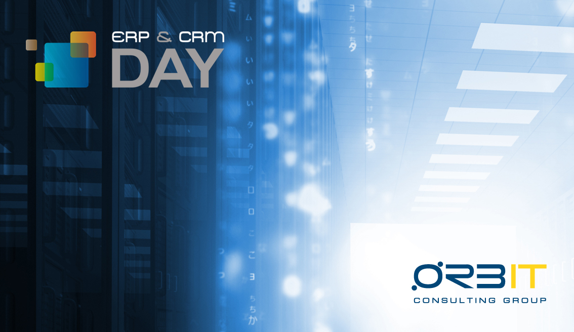 ORBIT CONSULTING PATROCINA EL ERP&CRM DAY