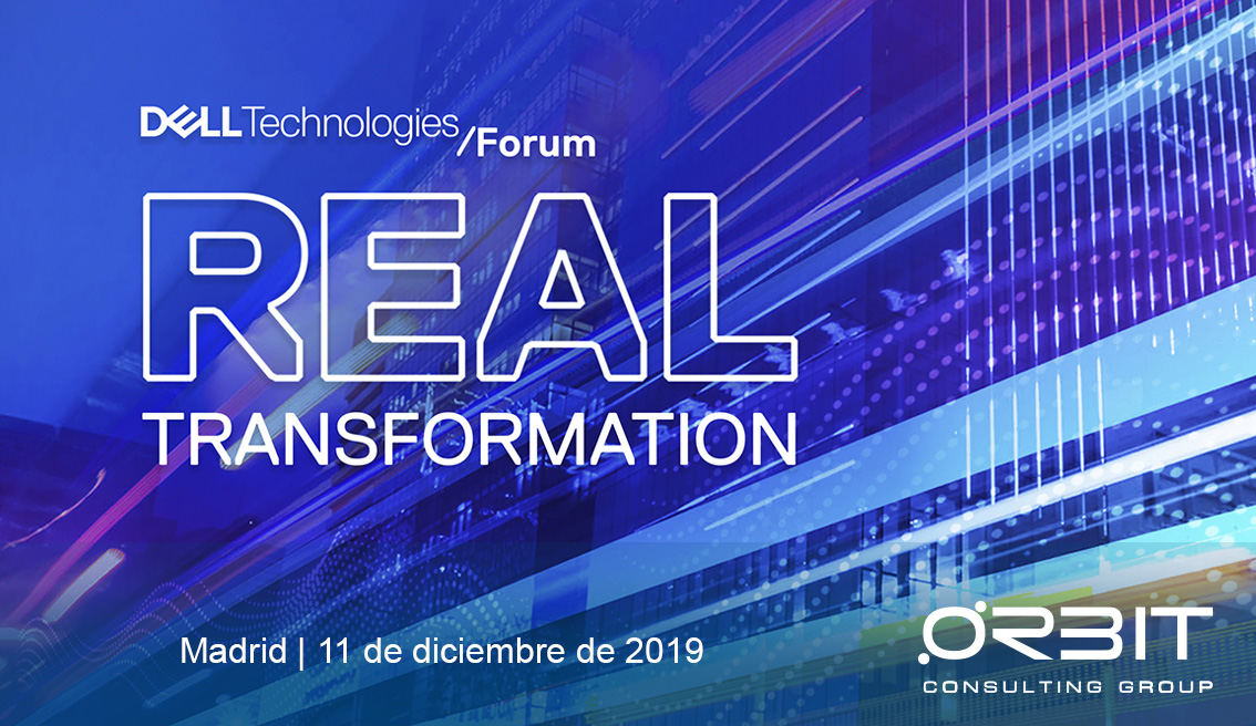 Dell Technologies Forum 2019