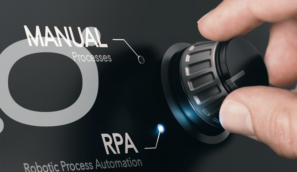 tecnología RPA