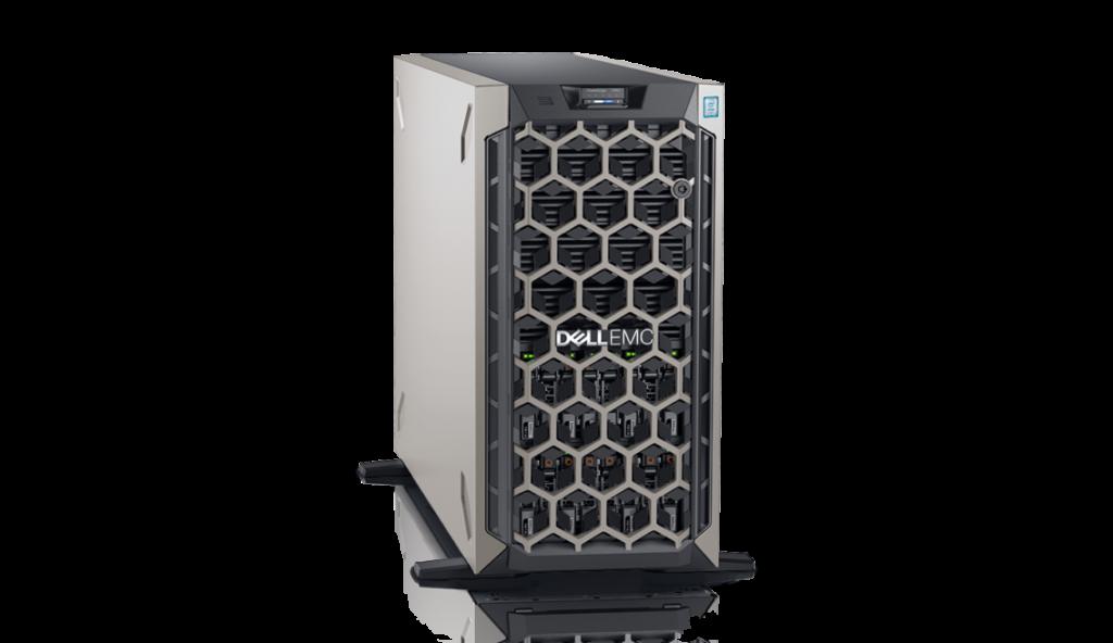 servidores con Orbit y Dell